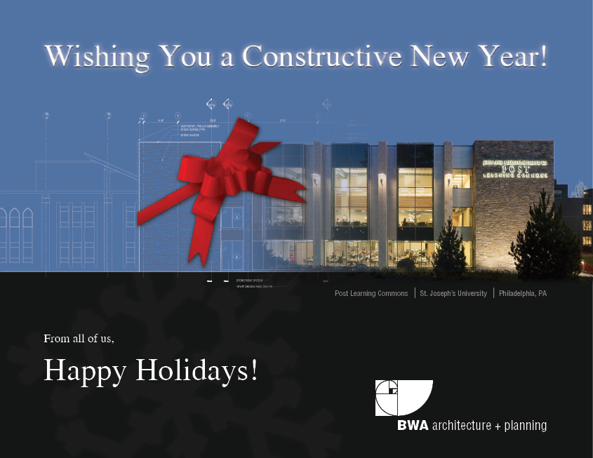 Happy Holidays from BWA!